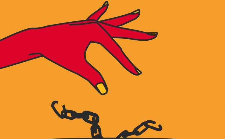 Imagen por el #25N por la eliminación de la violencia contra la mujer
